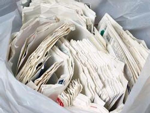 转载美篇--物资回收公司回收的课本再利用。昆山废纸回收