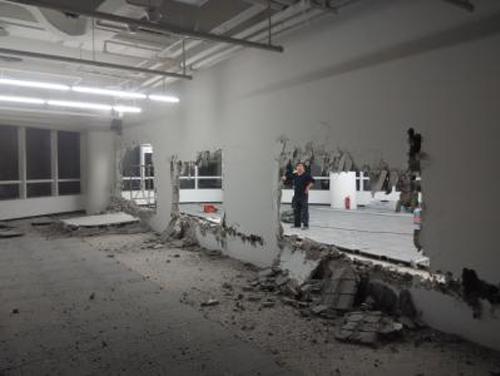昆山厂房拆除