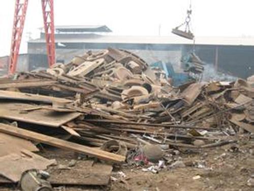 昆山废铁回收