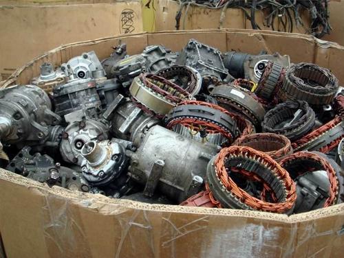 工业废料类回收